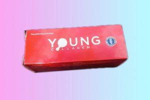 Hình ảnh viên sủi Young Collagen