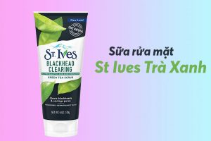 Sữa rửa mặt St.Ives Trà Xanh