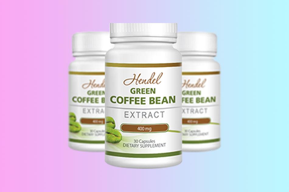 Green Coffee Bean Extract bào chế dạng viên nang
