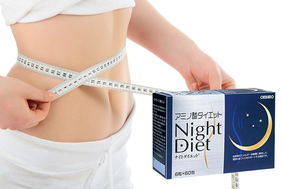 Trà giảm cân Orihiro - thích hợp cho người muốn giảm mỡ