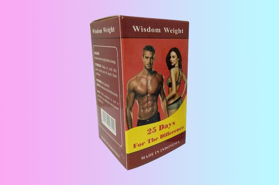 Hình ảnh hộp Wisdom Weight